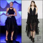 Jennifer Lawrence in Antonio Berardi –  GLAAD Awards 2016