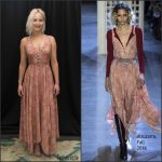Jennifer Lawrence In Altuzarra –  XMen Apocalypse London Photocall