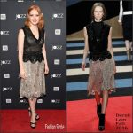 Jessica Chastain in Derek Lam –  Jazz At Lincoln Center 2016 Gala