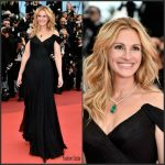 Julia Roberts  In  Armani Prive – at the Money Monster 69th Cannes Film Festival Premiere