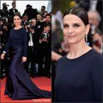 Juliette Binoche In Armani Prive –  Slack Bay (MaLoute)  Premiere At 69th Cannes Film Festival