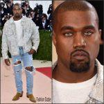 Kanye West in Balmain  – 2016 Met Gala