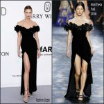 Karlie Kloss  In Marchesa  at amfAR's 23rd Cinema Against AIDS Gala