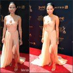 Karrueche Tran In Maria Lucia Hohan –  43rd Annual Daytime Emmy Awards
