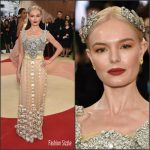 Kate Bosworth in Dolce & Gabbana at the 2016 MET Gala