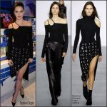 Kendall Jenner  In David Koma  –  The Estee Edit launch at Selfridges in London