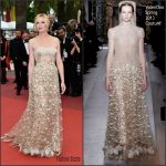 Kirsten Dunst  in Valentino  at the 69th Cannes Film Festival Closing Ceremony