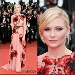 Kirsten Dunst In  Gucci –  'Cafe Society' Premiere and 69th Cannes Film Festival Opening