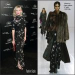 Kirsten Dunst  In  Marc Jacobs –  Women In Motion Award Dinner  at 69th Cannes Film Festival
