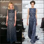 Kirsten Dunst  In Schiaparelli – Chopard Trophy Ceremony at 2016 Cannes Film Festival