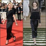 Kristen Stewart in Chanel at American Honey 69th Cannes Film Festival Screening