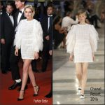 Kristen Stewart In Chanel   At Personal Shopper Premiere – 69th Annual Cannes Film Festival