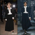 Kristen Stewart  In Chanel –  Vanity Fair Dinner during 2016 Cannes Film Festival