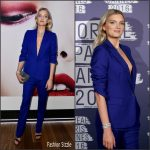Lily Donaldson  In Stella McCartney at LOreal Paris USA Blue Obsession Party in Cannes