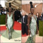 Lupita Nyong'o in Calvin Klein Collection – 2016 Met Gala