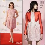 Maisie Williams in Antonio Berardi – House of Fraser 2016 BAFTA TV Awards