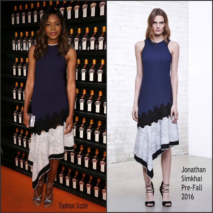 Naomie Harris at The Cointreau Creative Crew Grant Scheme UK Award Ceremony at Liberty, London on May 24th 2016.