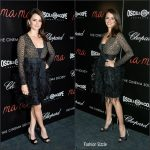 Penelope Cruz  in Michael Kors Collection  at  Ma Ma  New York Premiere