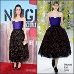 Rose Byrne In Delpozo  at  Neighbors2  LA  Premiere