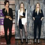 Ruby Rose in Emanuel Ungaro  – Urban Decay 'Vice Lipsticks' Launch