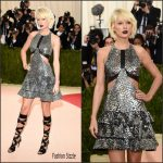 Taylor Swift in Louis Vuitton at the 2016 MET Gala