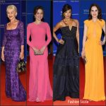 White House Correspondents Dinner 2016 Redcarpet