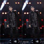 Zayn Malik  In Balmain at The Voice Finale for Season 10