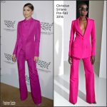 "Zendaya in  Christian Siriano –   2016 United States Humane Society ""To the Rescue!"
