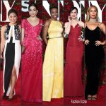 70th Annual Tony Awards Redcarpet Roundup