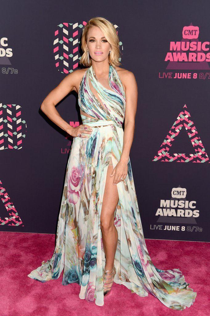 Carrie-Underwood-Dress-CMT-Awards-2016-1