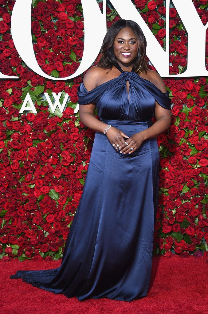 Danielle -Brooks-70th-annual-tony-awards-redcarpet-roundup