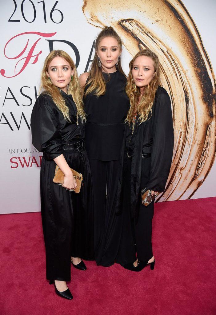 Olsen -2016-cfda-fashion-awards-redcarpet
