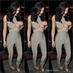 Kylie Jenner in House Of CB – The Nice Guy in West Hollywood