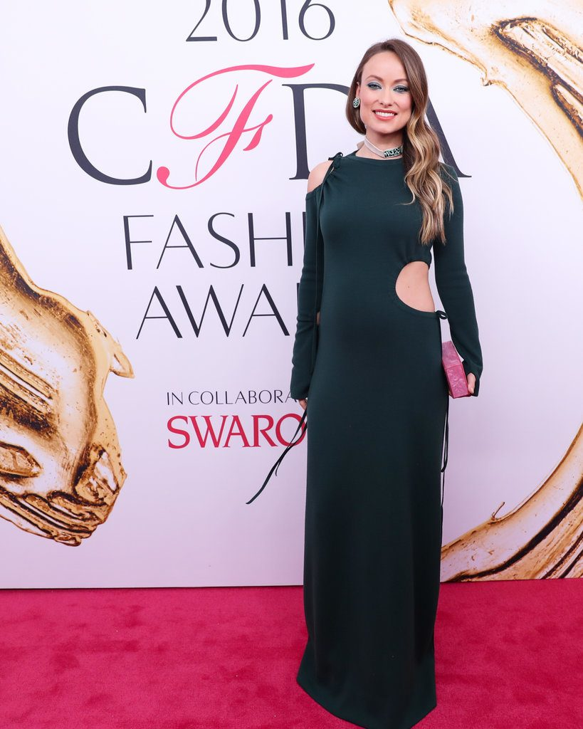 Olivia-Wilde-Rosie-Assoulin-Dress-CFDA-Awards-2016-2