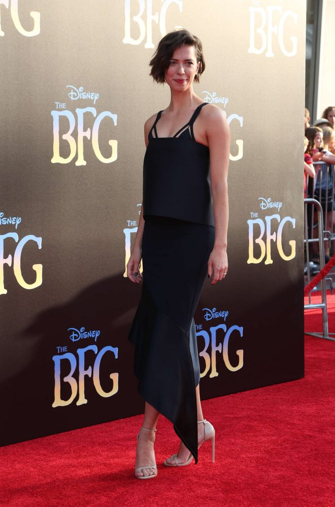 Rebecca-Hall--The-BFG-Premiere