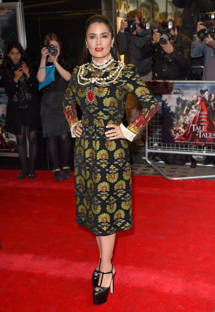 Salma-Hayek-Wearing-Gucci-Tale-Tales-UK-Premiere-3