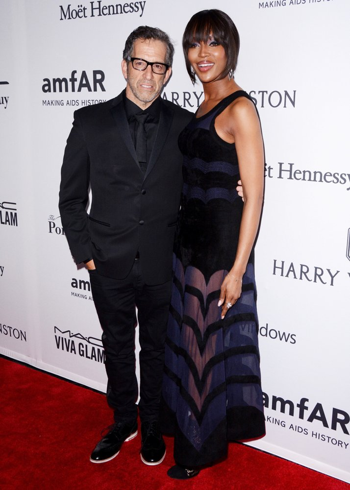 Naomi and Kenneth Cole