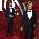 Common in Prada  at the 70th Annual Tony Awards