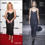 Elizabeth Banks in Nina Ricci at the 2016 Glamour Magazine Woman of the Year Awards