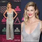 Erin Andrews In Maria Lucia Hohan at the 2016 CMT Music Awards