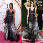 Gabrielle Union in Lela Rose at the 2016 CFDA Fashion Awards