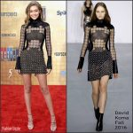 Gigi Hadid in David Koma  at the 2016 Spike TV's 'Guys Choice Awards