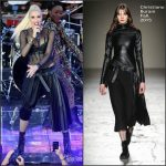 Gwen Stefani  in  Cristiano Burani  at Samsung 837 Concert in New York