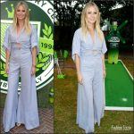 Gwyneth Paltrow in Rosie Assoulin at the SVEDKA Vodka Cucumber Lime Launch