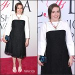 Lena Dunham in Creatures of the Wind at the 2016 CFDA Fashion Awards
