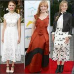 Lucy Fry, Stef Dawson & Abbie Cornish at The Australians In Film – Heath Ledger Scholarship Dinner