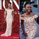 Lupita Nyong'o in Boss at the 70th Annual Tony Awards