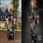 Margot Robbie in  Gucci  at the Legend Of Tarzan LA Premiere