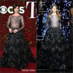 Mary Elizabeth Winstead in Zuhair Murad Couture at 70th Annual Tony Awards