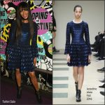 Naomi Campbell in Azzedine Alaia at The Hoping Foundation 10th Year Extravaganza